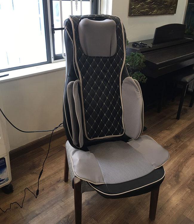 Thiết kế ghế massage ô tô CP-910A