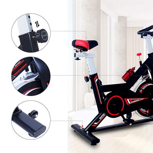 Thiết kế xe đạp tập Spin Bike MK207