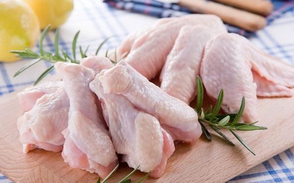 Thịt gà giúp tăng cơ bắp hiệu quả