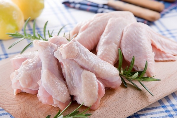 thịt gà tốt cho dân tập gym