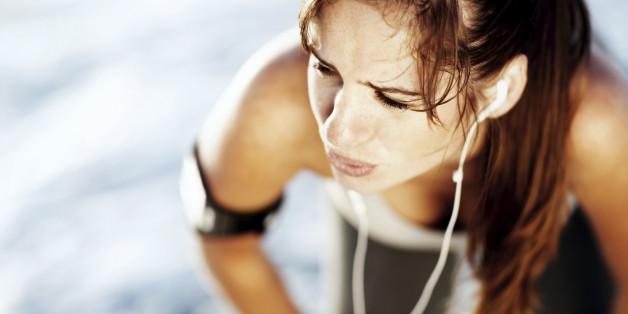 thở đúng cách để chạy bộ