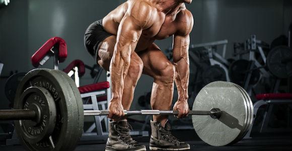 thử thách cơ bắp