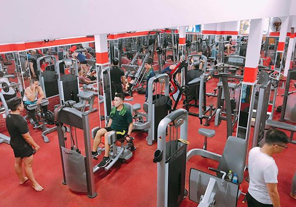 Thuận Gym Phú Nhuận