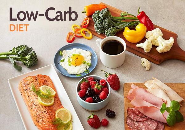 TOP 10 thực đơn Low Carb cho cả nam và nữ giảm cân hiệu quả