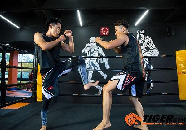 Phòng tập Tiger Gym Vietnam
