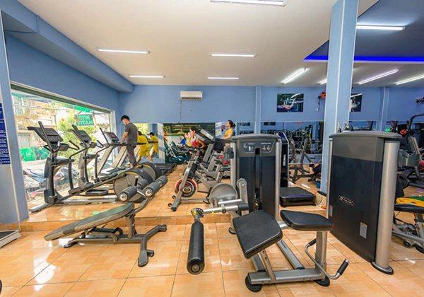 Titan Fitness Center quận Tân Phú