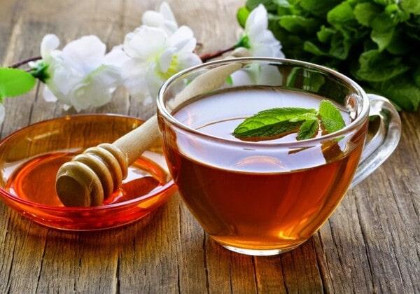Cách giảm béo hiệu quả với trà xanh mật ong