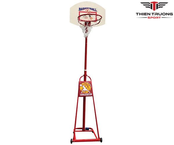 Trụ bóng rổ 801814 hãng Vifa Sport cho thiếu niên giá rẻ Nhất !