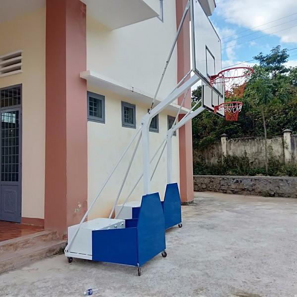 Trụ bóng rổ Pano Composite