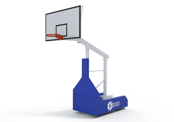 Trụ bóng rổ Sodex Sport