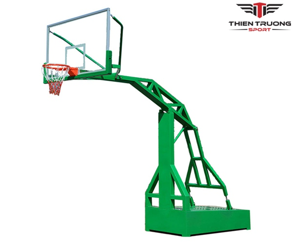 Trụ bóng rổ TT-502 dùng cho trường học, công viên giá rẻ Nhất