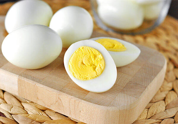 Nên bổ sung trứng trong thực đơn Low Carb.