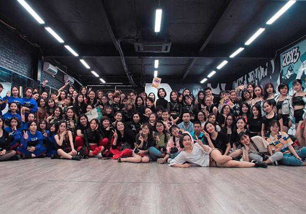 Địa chỉ học nhảy Zumba ở Hà Nội chất và chuyên nghiệp Nhất