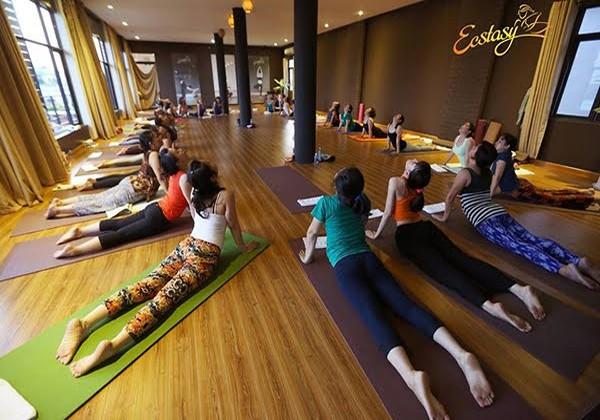 5 trung tâm Yoga Đà Nẵng chất lượng và đông người tập Nhất