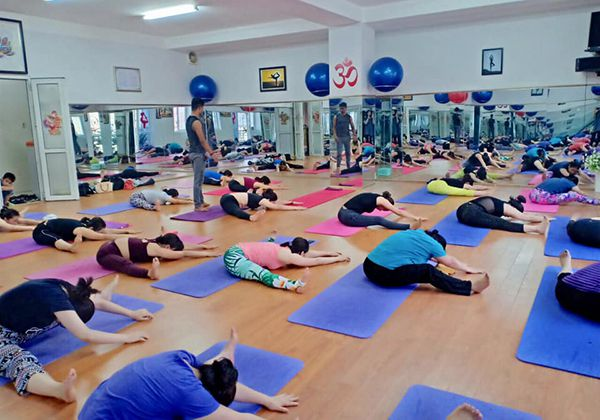 Phòng tập Yoga Cầu Giấy chất lượng, thu hút đông hội viên nhất