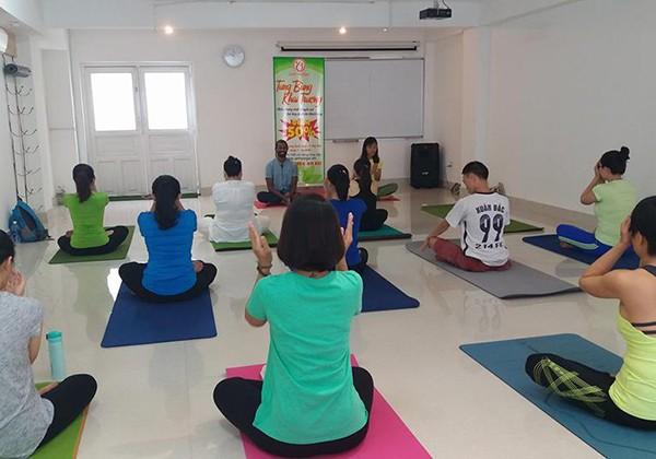 Phòng tập Yoga quận 7 chuyên nghiệp, chất lượng, giá rẻ Nhất
