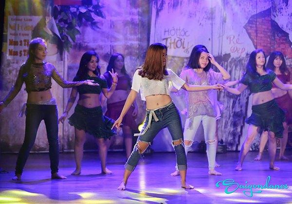 Lớp học nhảy Zumba ở TpHCM sôi động, chuyên nghiệp nhất !