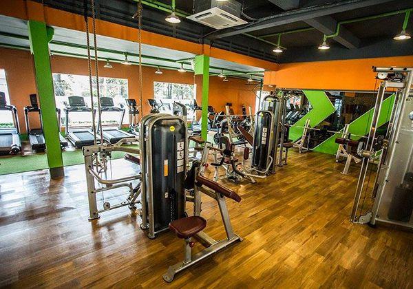 Trung tâm thể dục Maxfit quận 3