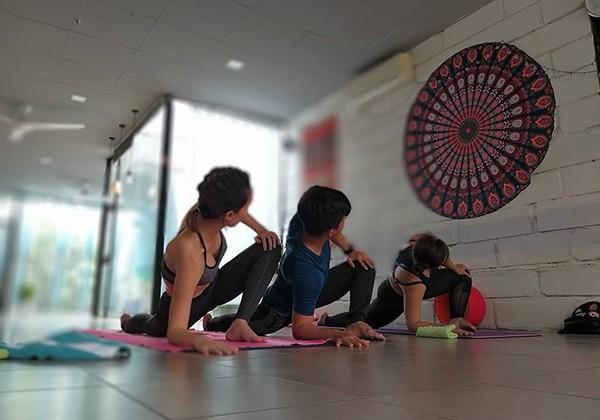 Trung tâm Vin Yoga quận 7