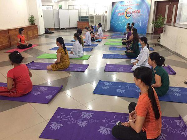 Trung tâm Yoga Hà Nội AD