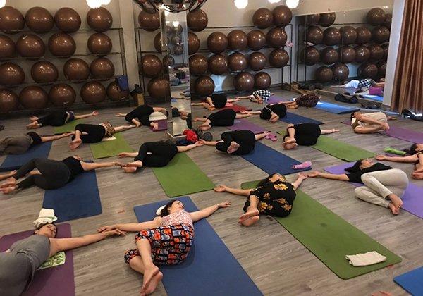 Trung tâm Yoga trị liệu và Thiền An Tự Tâm An