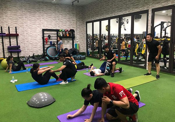 Tuấn Anh Fitness & Dancing Center