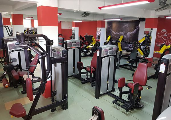 Tuấn Toàn Fitness Center