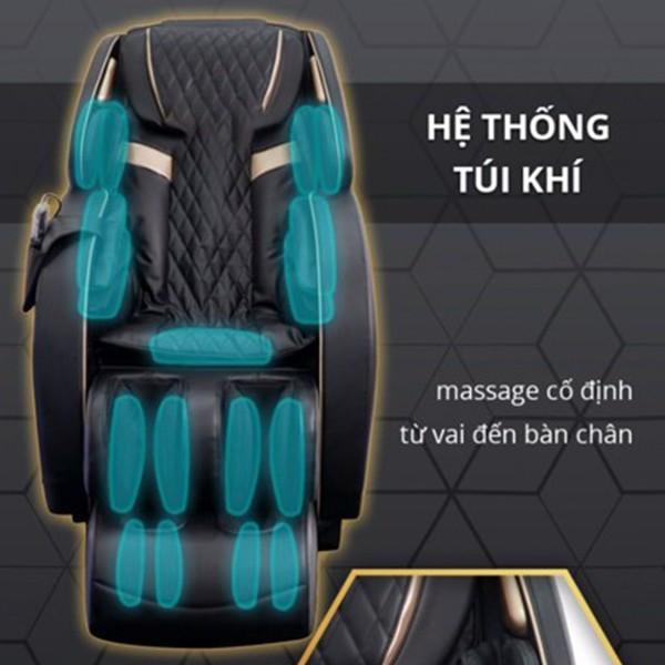 Túi khí ghế massage Fuji Luxury FJ 790 Plus
