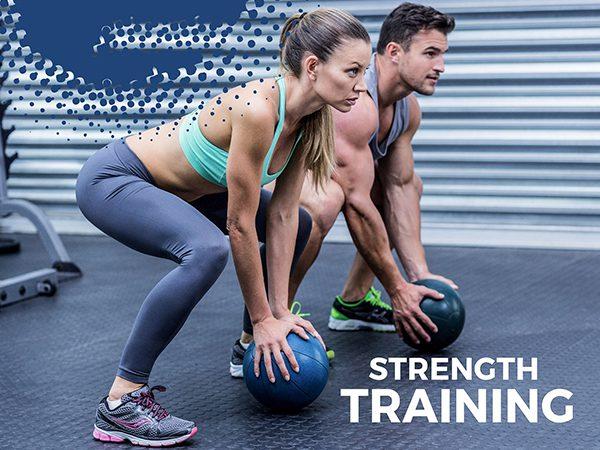 Ưu điểm của Strength Training