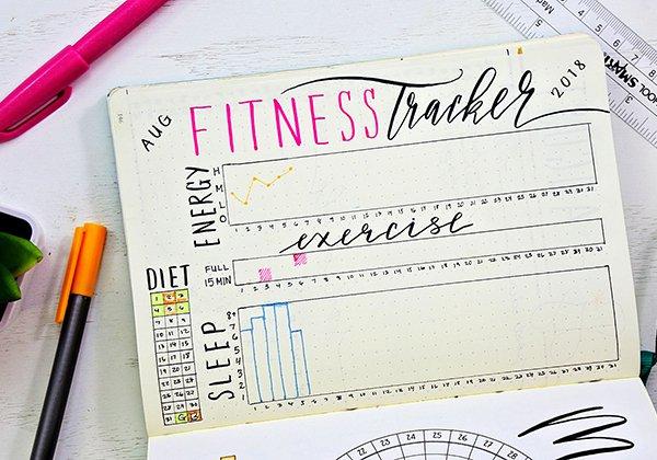Viết nhật ký giảm cân