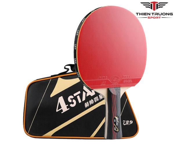 Vợt bóng bàn 729 4Star phù hợp dùng cho lối đánh tấn công !