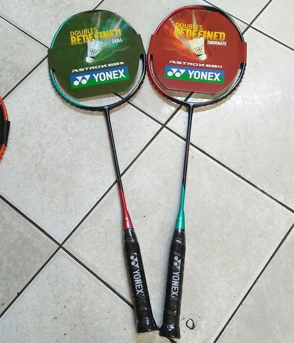 Vợt Yonex AsTrox 68S và 68D