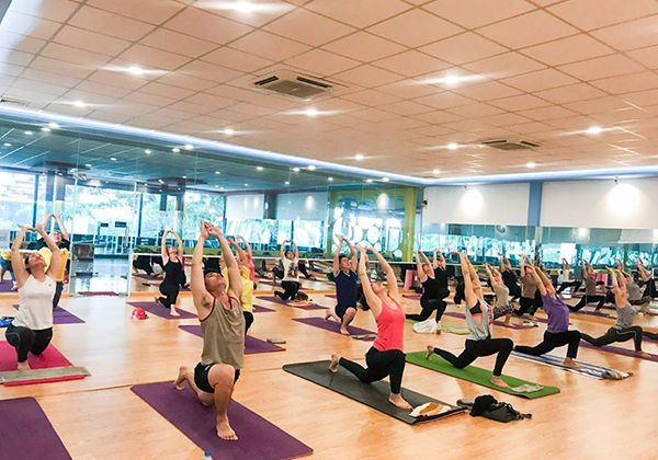 Win Fitness & Yoga quận 6