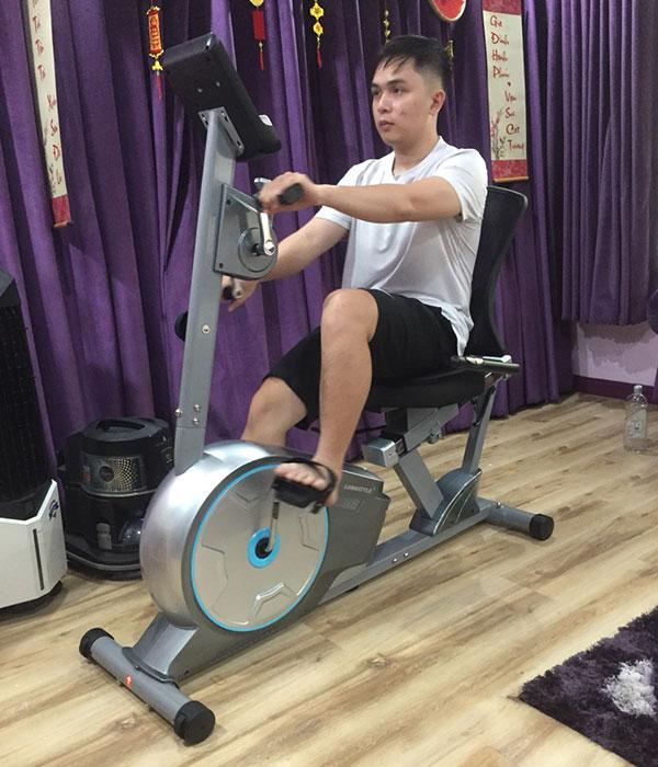 Xe đạp phục hồi chức năng BC85023