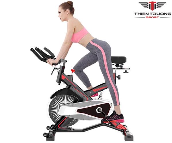 Xe đạp tập thể dục Fuji Luxury MK-100 (Spin Bike) giá rẻ nhất