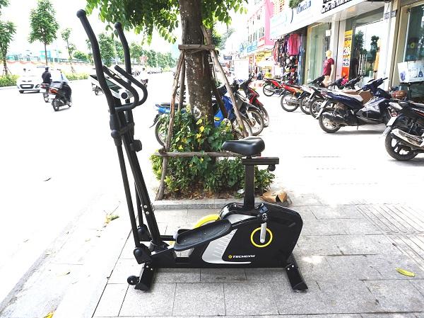 xe đạp techgym 1800 hiện đại