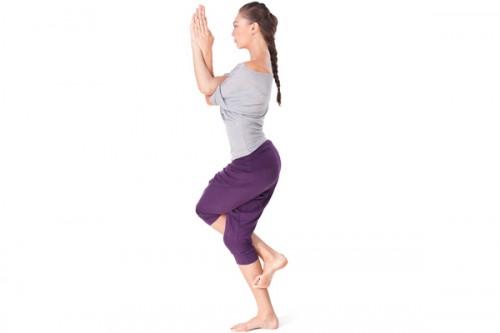 Bài tập Yoga giảm béo xoắn ốc