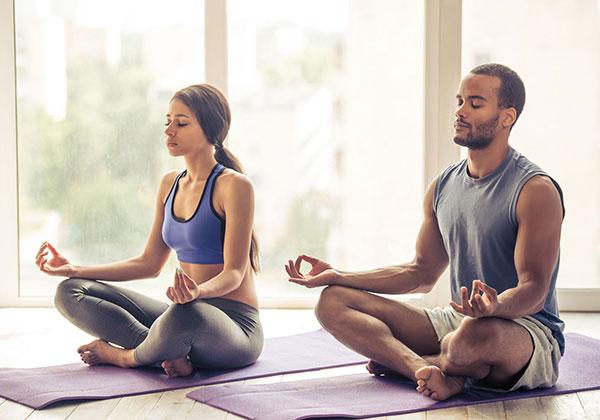 Yoga giúp bạn yêu đời