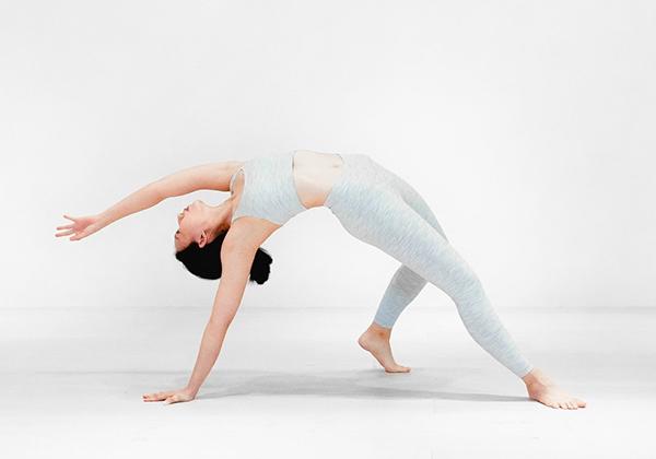 Yoga giúp cơ thể khỏe mạnh