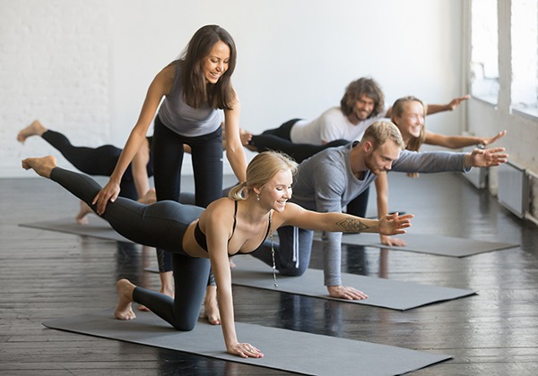 Yoga giúp phòng ngừa bệnh tiêu hóa