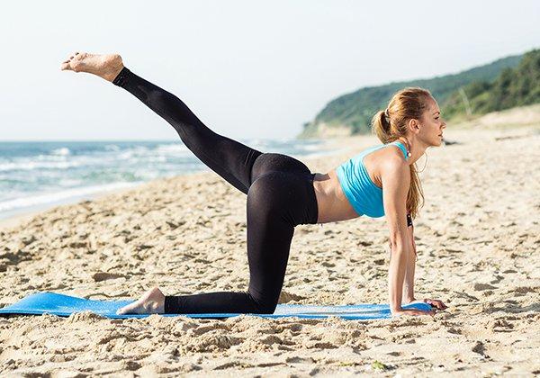 Yoga giúp thư giãn cơ thể