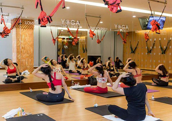 Yoga Plus Thảo Điền