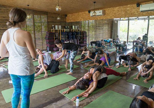 Các phòng tập Yoga Quận 2 uy tín và có đội ngũ giáo viên giỏi !