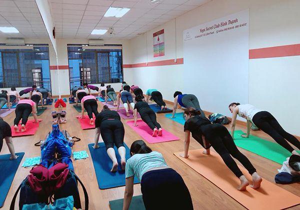 Yoga Secret Club Bình Thạnh D3
