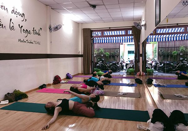 Yoga Secret Club quận 6