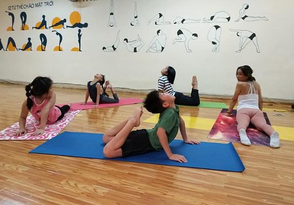 Yoga Việt quận 1