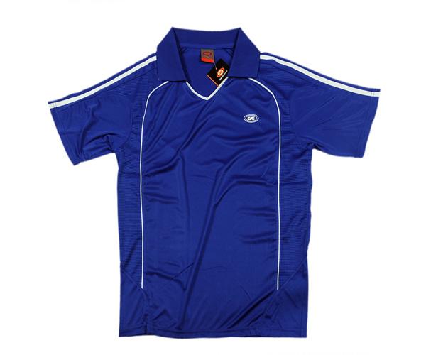 Áo bóng đá 9047 màu xanh lam chất liệu đẹp GIÁ RẺ