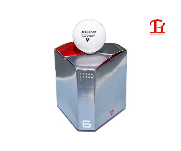 Quả bóng bàn Xiom 40+ xịn, đạt tiêu chuẩn thi đấu giá rẻ Nhất
