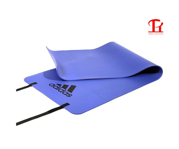 Thảm tập Yoga Adidas ADMT-12234PL màu tím rất đẹp mắt !!