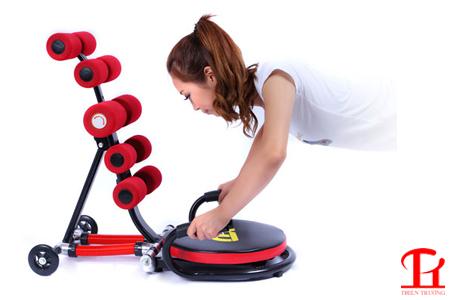 Cách sử dụng và bài tập với máy tập cơ bụng đa năng tốt nhất !
